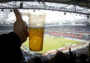 В РПЦ хотят запретить продажу пива на стадионах