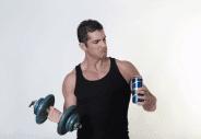 Как алкоголь влияет на рост мышц