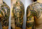 Можно ли пить алкоголь после нанесения татуировки