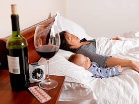 Вино при ГВ