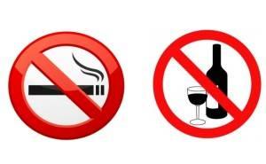 Государство принимает различные меры по борьбе с пьянством и табакокурением