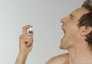 Ускорить возвращение свежего дыхания могут  специальные препараты, продающиеся в аптеках