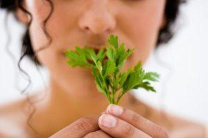 eat-parsley