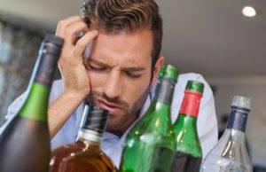 Сильная головная боль при похмелье