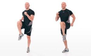 Упражнения стоя
