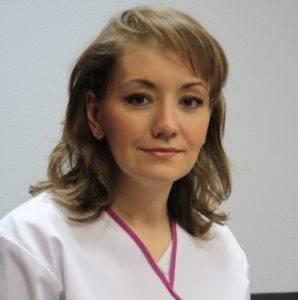 Жучкова Елена Дмитриевна