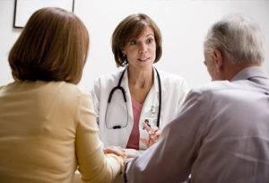 Поставить диагноз и определить лечение может только специалист
