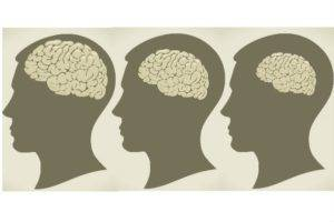 Изменение структуры мозга