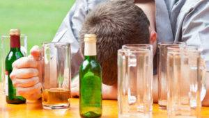 Развитие алкоголизма