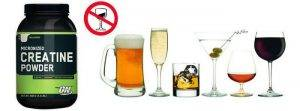 Стероиды и алкоголь – не совместимы