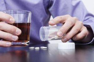 Прием Беталок Зок с алкоголем приводит к тяжелым последствиям