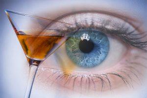 Нарушение кровообращения глаз