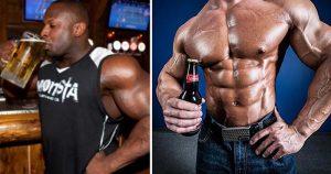 Прием алкоголя в больших дозах приводит к обезвоживанию