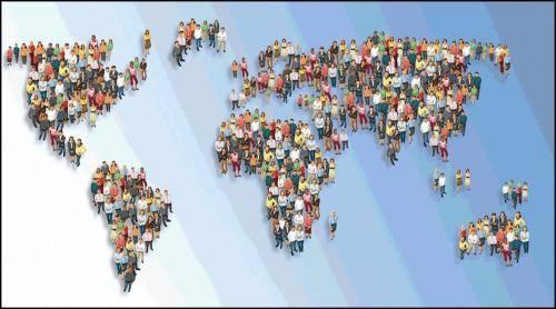 Народности мира