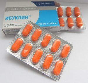 Ибуклин можно купить в аптеке без рецепта врача