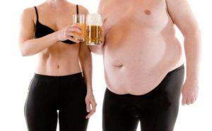 Многие спиртные напитки имеют в своем составе растительные вещества, которые провоцируют ожирение по женскому типу