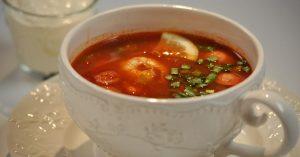 Супы с кислинкой восстанавливают кислотно-щелочной баланс