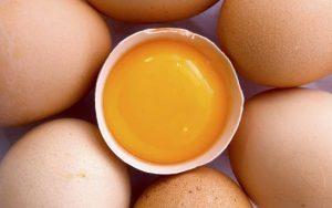 Сырое яйцо от похмелья