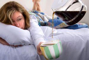Крепкий кофе с похмелья запрещен