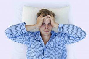 Сочетание препарата и Стрезама чревато появлением бессонницы